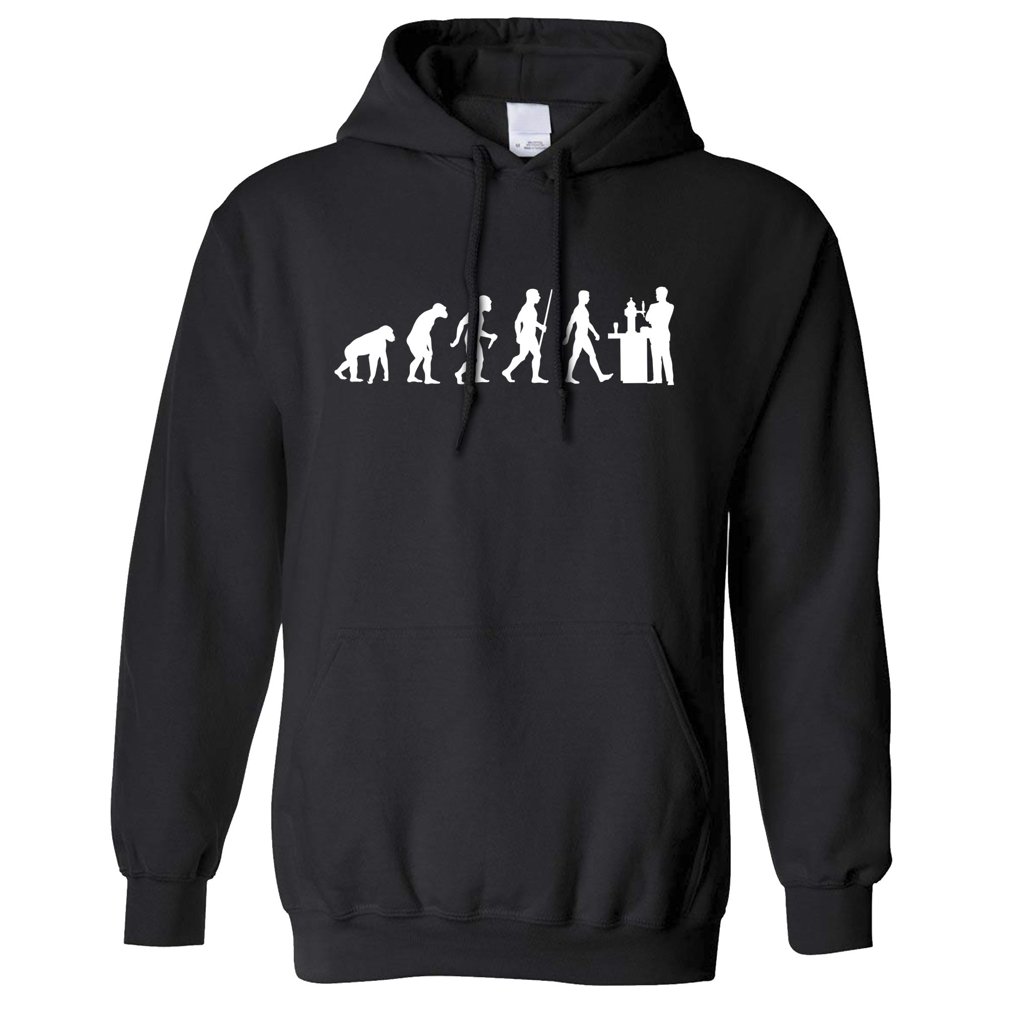 I'm Black And I'm Proud Awesome Hoodies