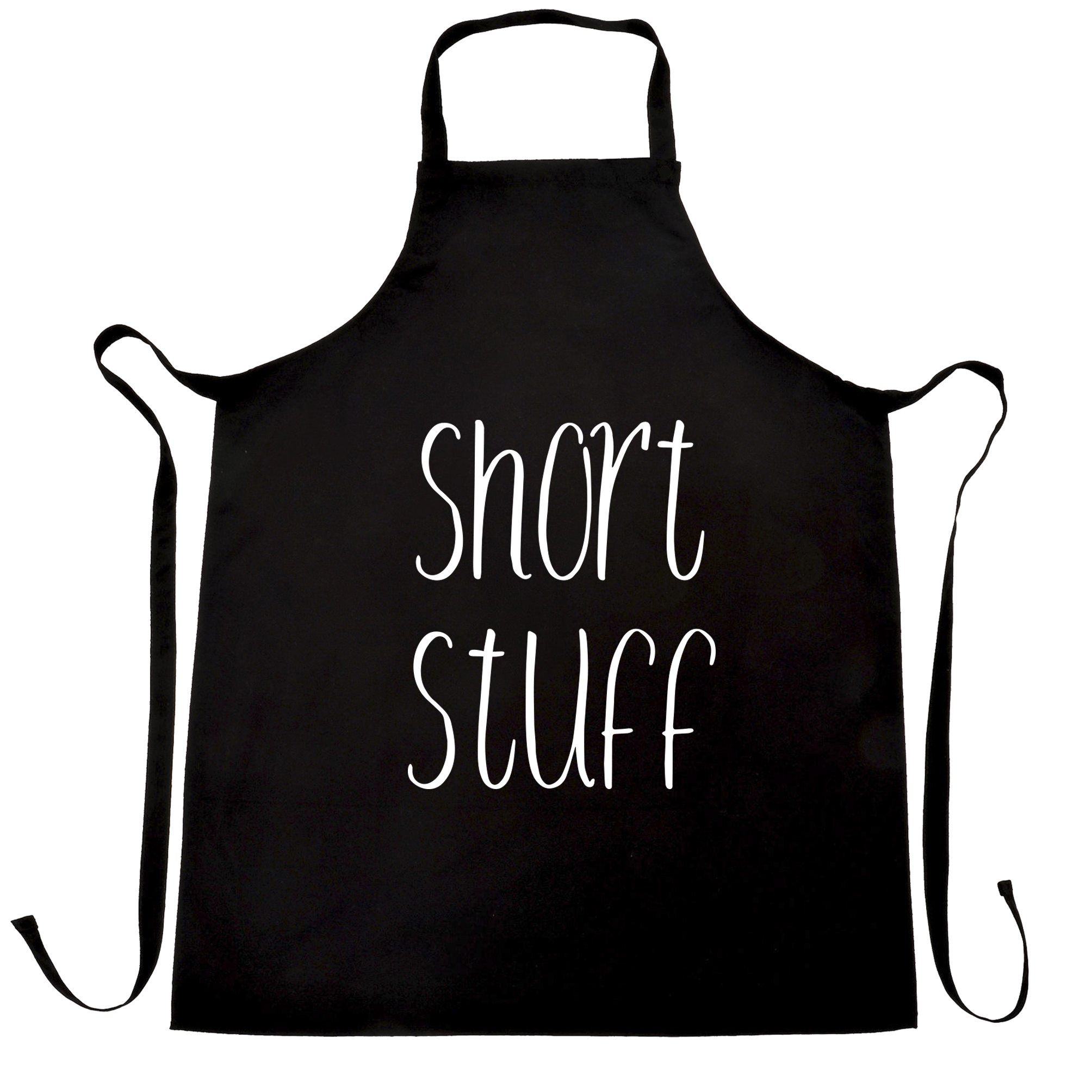 "Height Joke Womens Vest /""Short Stuff/"" Novelty Slogan Silly Cute Small Funny"