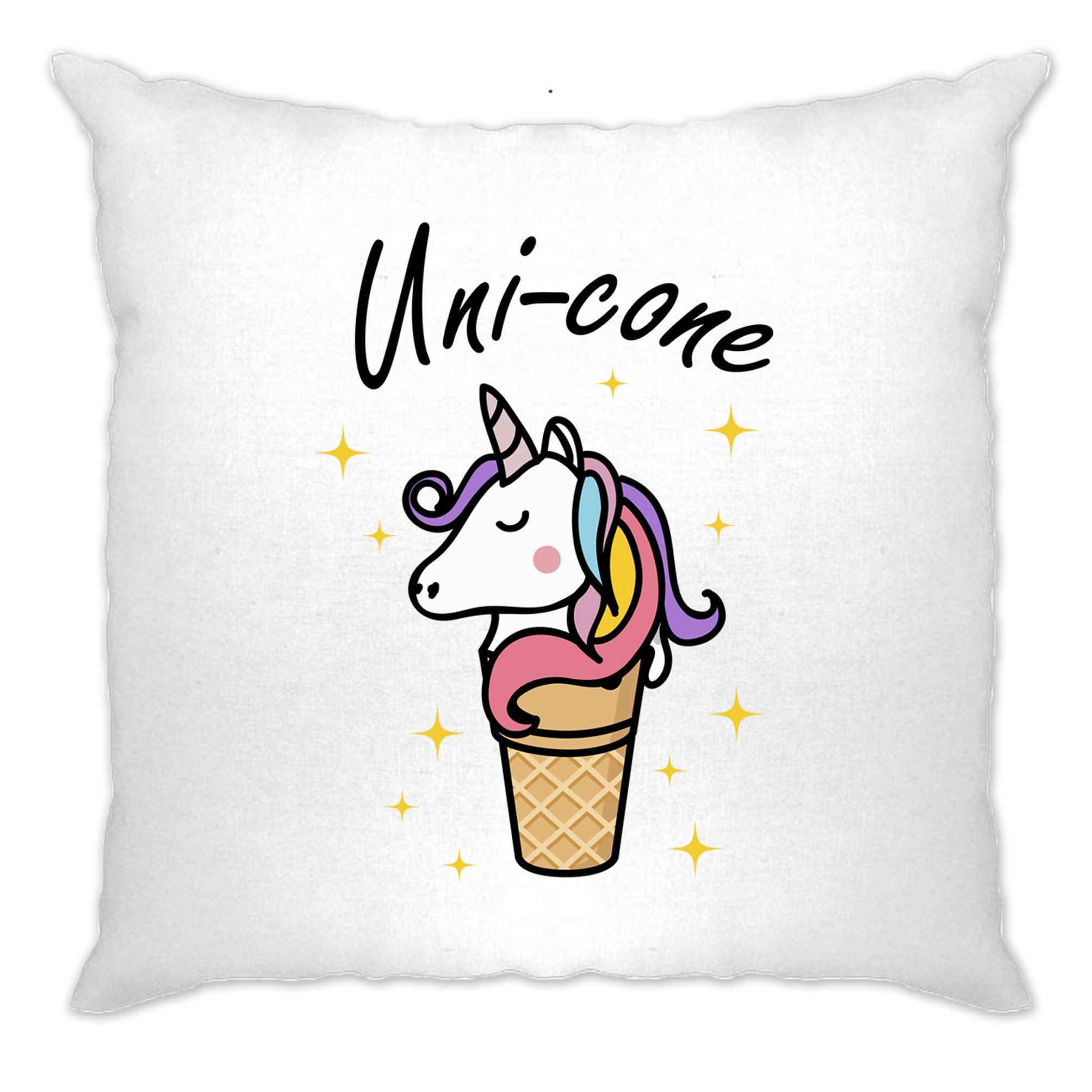 Details about  /Fantasy Joke Mug Uni-Cone Ice Cream Unicorn Pun Mythical Funny Cute Coffee Tea