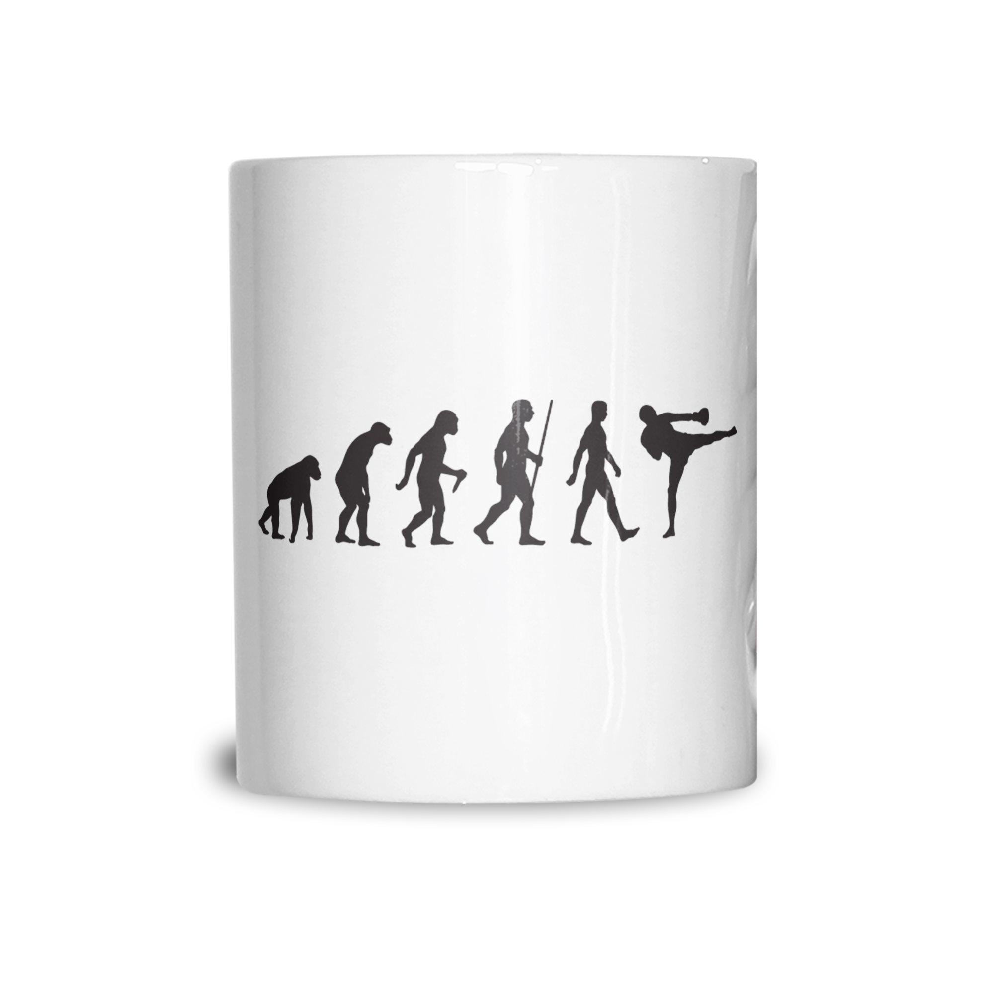 Kickboxer Gift Mug shan328