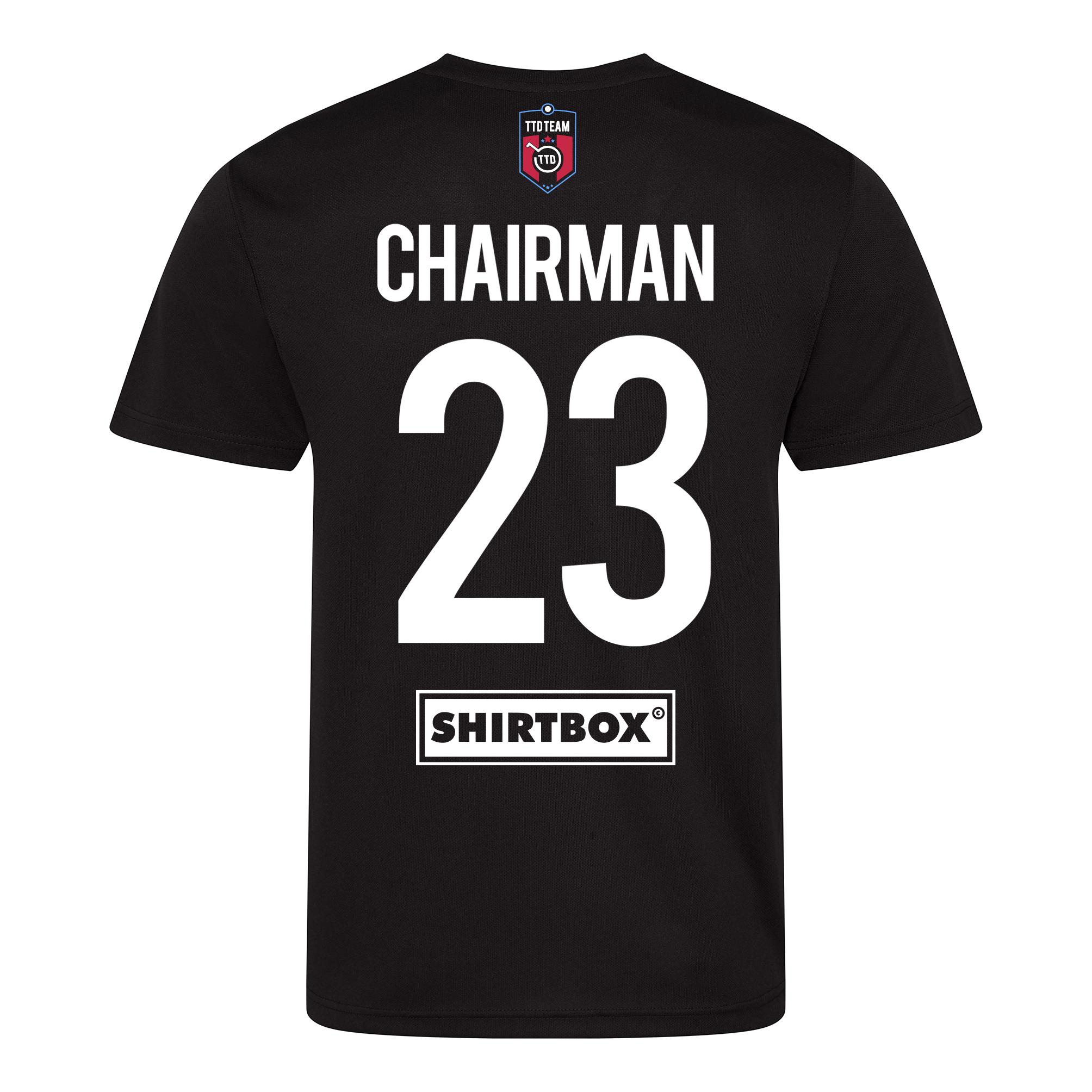 23 - Chairman